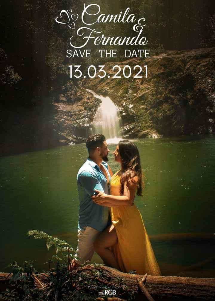 Save The Date.. Me Ajuuuuda!!! - 1
