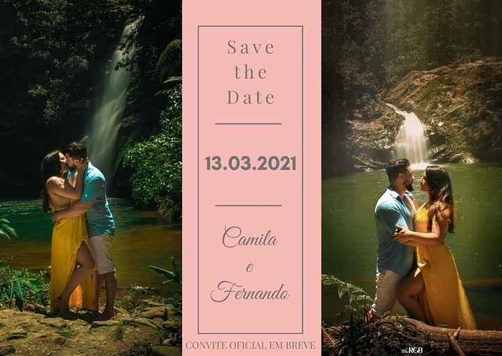 Save The Date.. Me Ajuuuuda!!! - 3