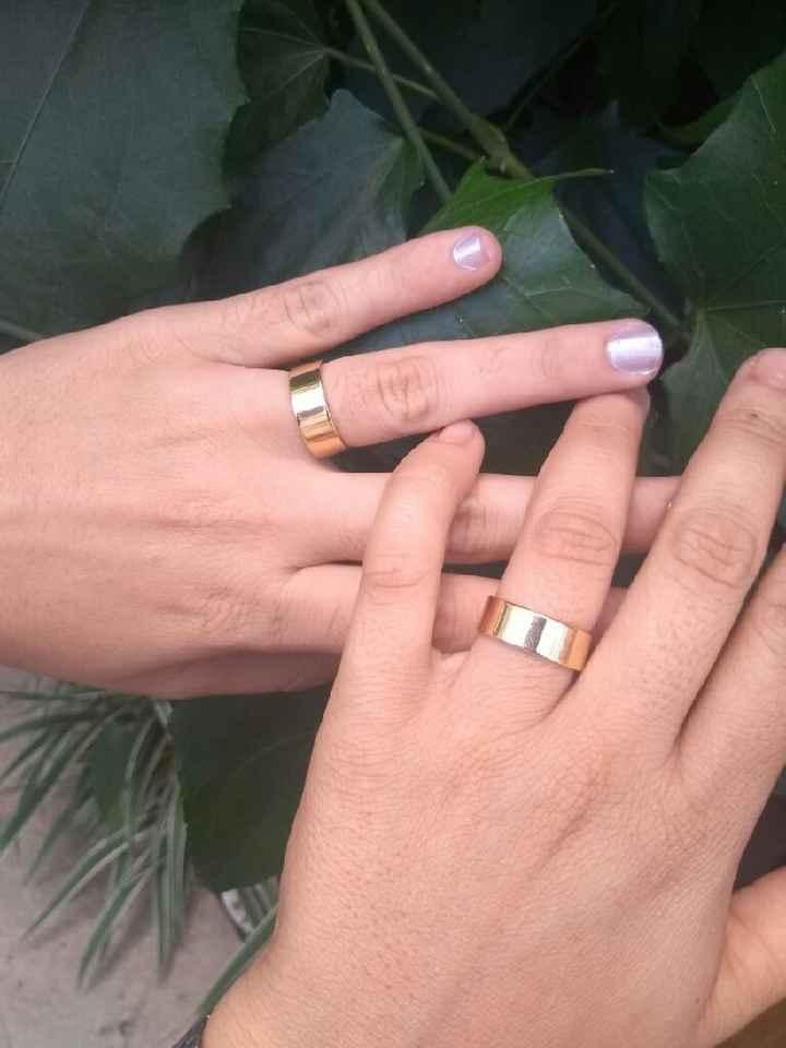 Casei no civil ! - 2