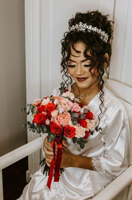 Cabelo da noiva 👰🏻 5