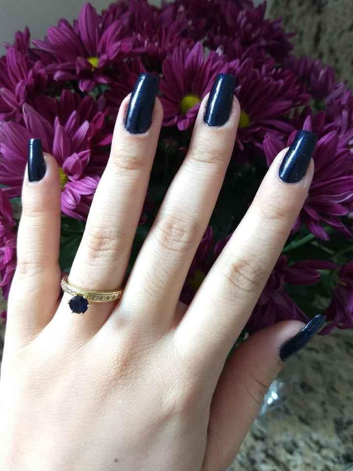 Poste a foto do seu anel/aliança de noivado! - 1