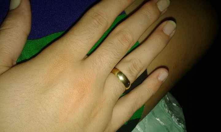 Mostre seu anel! 💍 - 1