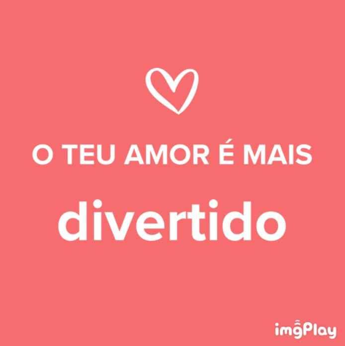 Seu amor é do tipo: escolha UMA palavra do GIF para definir o seu amor! - 1