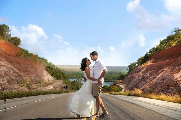 Fotos de Pré wedding ♥️ - 2
