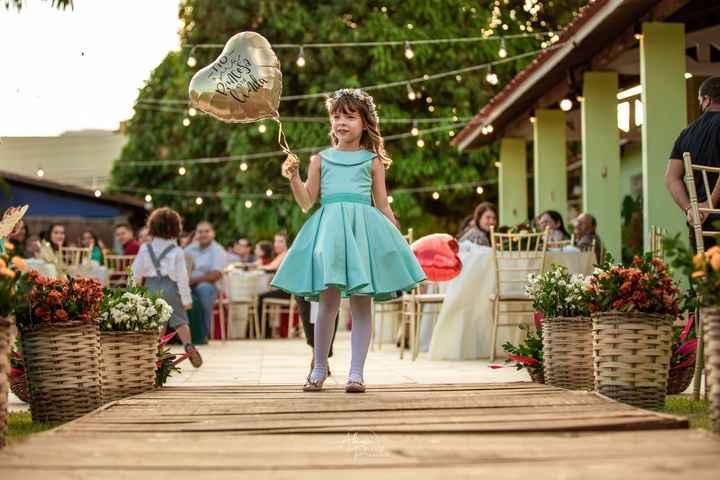 Festa de Casamento - 1
