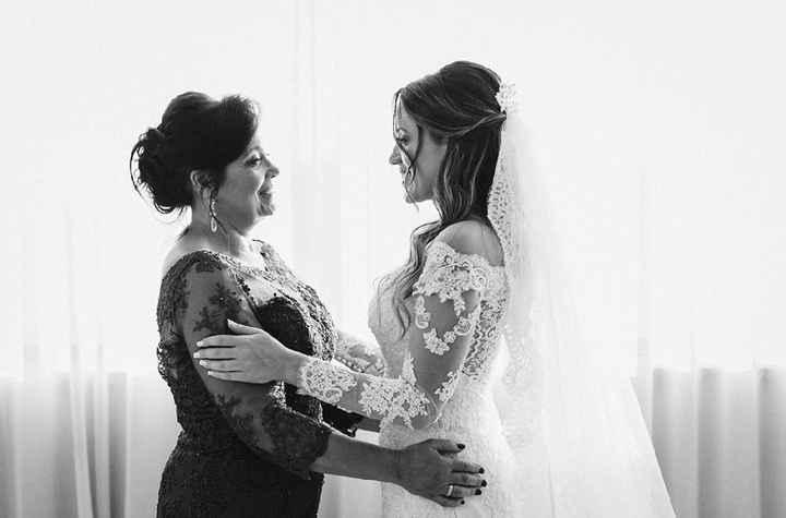Minhas escolhas para o dia da noiva - (luana Silveira) - 5