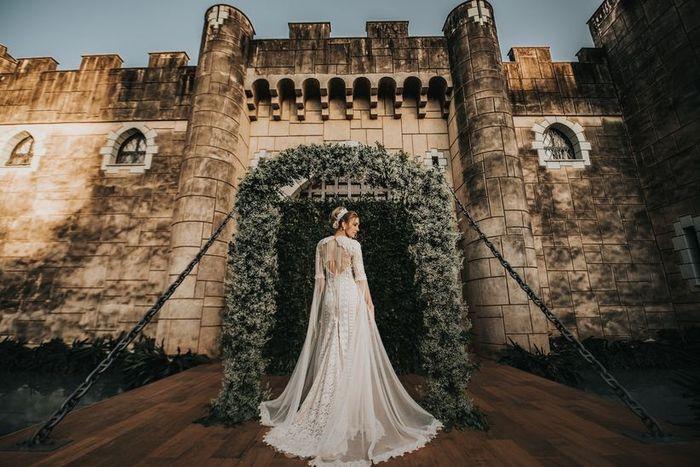 Algo temático no casamento... qual destes temas você escolheria? - 1