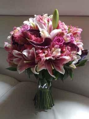 Qual item de casamento você usaria ou escolheria na cor rosa? #outubrorosa - 2