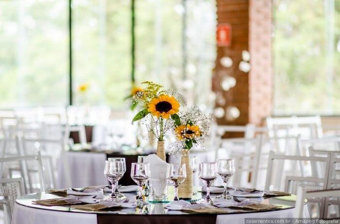 Pastinha de inspirações: centro de mesa 2