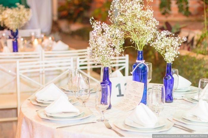 Pastinha de inspirações: centro de mesa 3