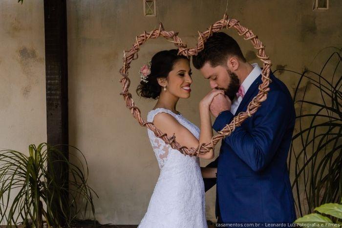 Mini-wedding em casa: pego, penso ou passo? 1