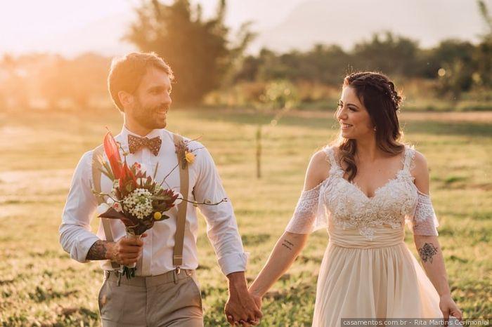 Casamento boho: saiba mais sobre esse estilo 1