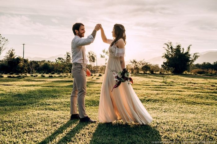 Casamento boho: saiba mais sobre esse estilo 2