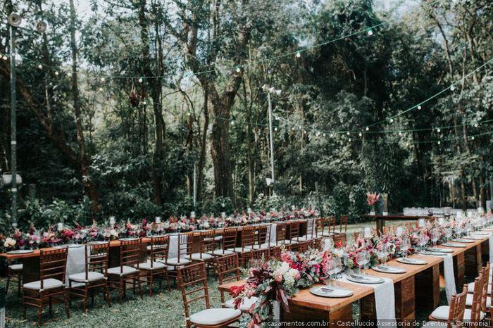 Casamento boho: saiba mais sobre esse estilo 12