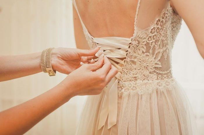 Quem te acompanha na busca pelo vestido ideal? 1