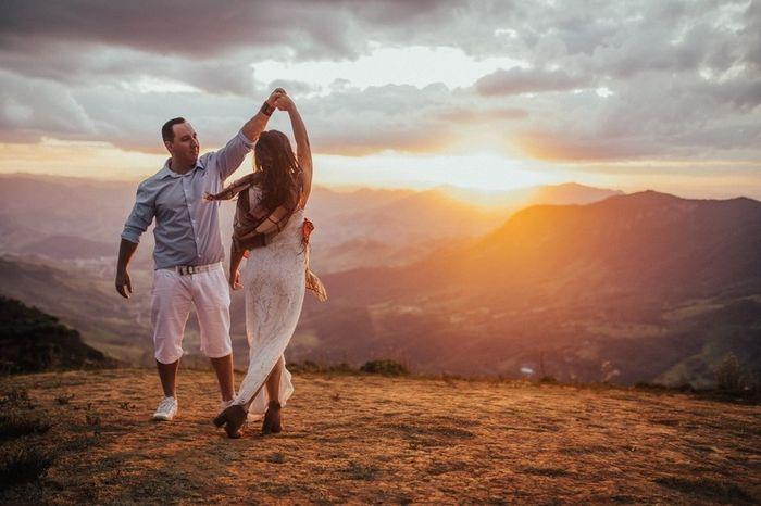 Onde você amaria realizar o casamento? 1