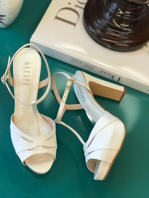 Que sapato empoderado você prefere? 2