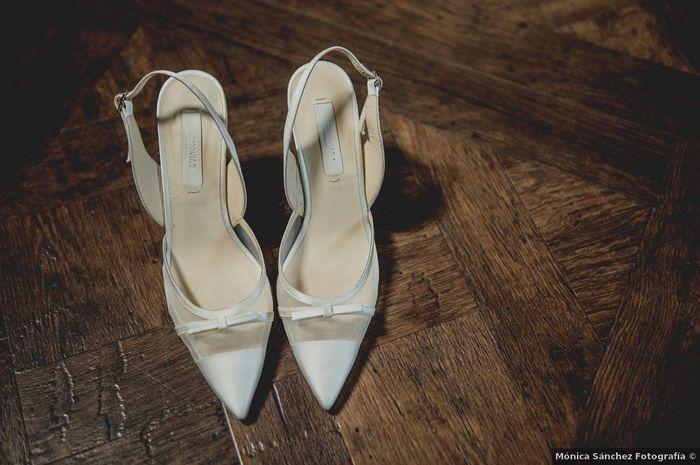 Seus sapatos: salto grosso ou fino? 1