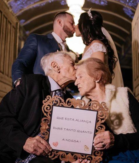 3 fotos com os avós 📷 3
