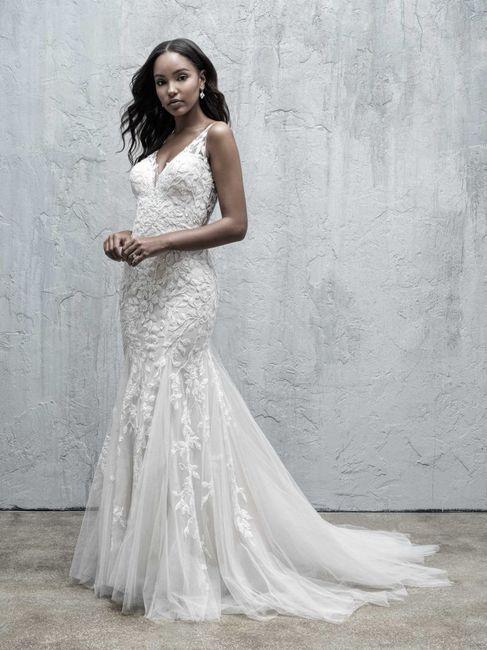 Vestido de noiva sereia: qual dos dois? 1