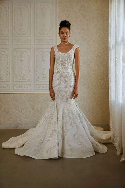 Vestido de noiva sereia: qual dos dois? 2