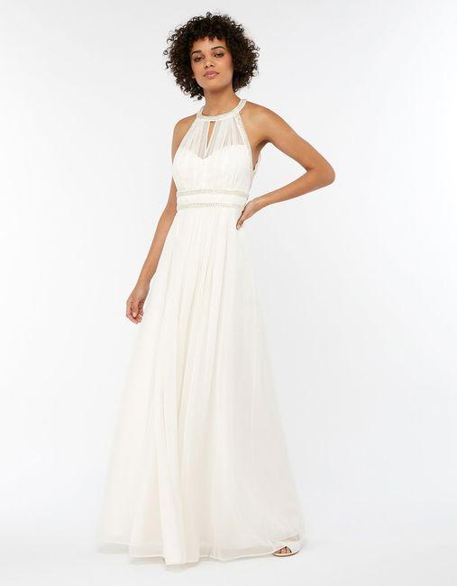 Vestido de noiva boho: qual dos dois? 1
