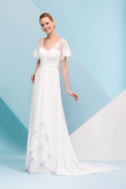 Vestido de noiva boho: qual dos dois? 2