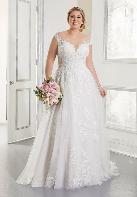 Vestido de noiva princesa: qual dos dois? 2