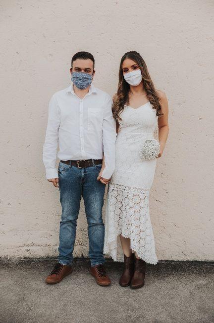 Casar no civil e fazer a festa em outro momento? 2