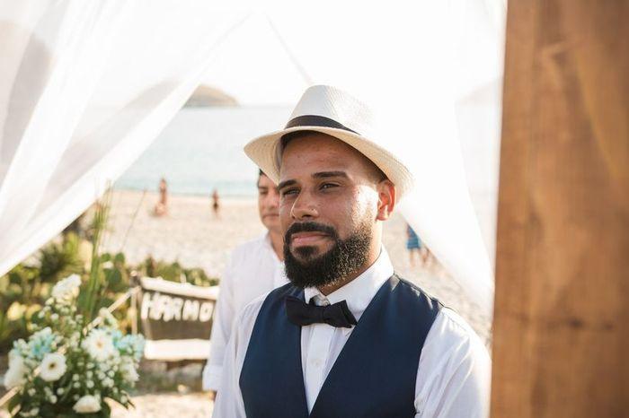 Noivos de chapéu: o que acha dessa ideia? 2