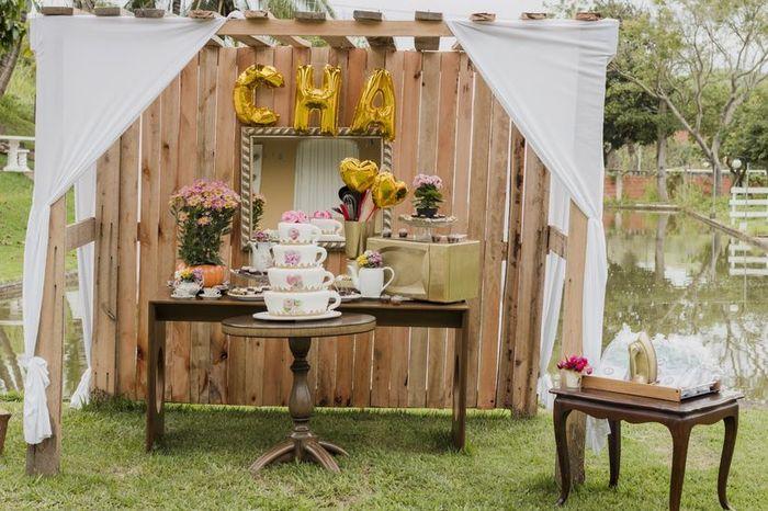 Sabe a diferença entre chá de panela e chá bar? 1