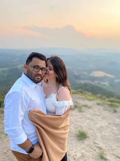 Fazer o pré-wedding no local onde se conheceram? 1