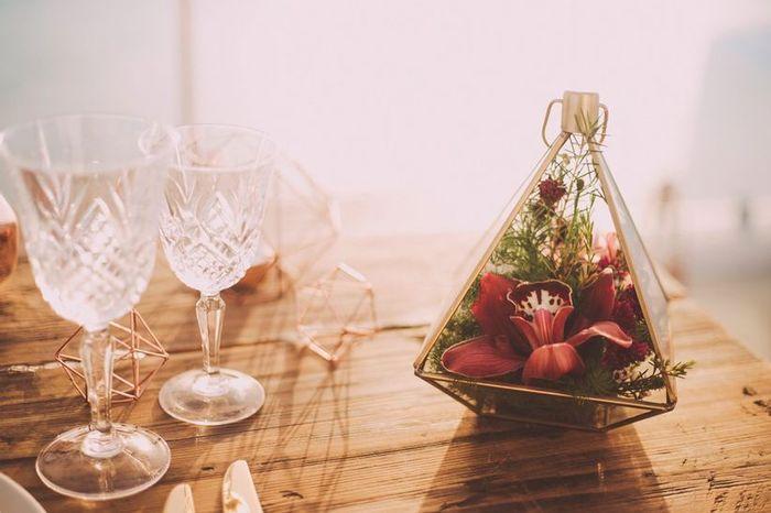 Centro de mesa para casamento vintage: qual você salva? 1