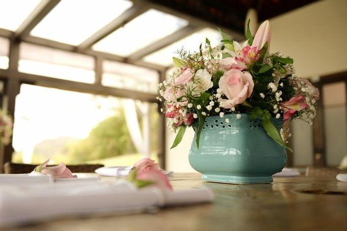 Centro de mesa para casamento vintage: qual você salva? 2