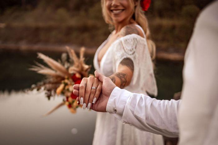 5 dicas para escolher as unhas do casamento 3