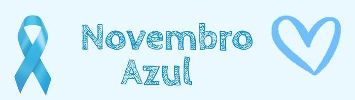 Vão usar a cor azul no casamento? #NovembroAzul 💙 1