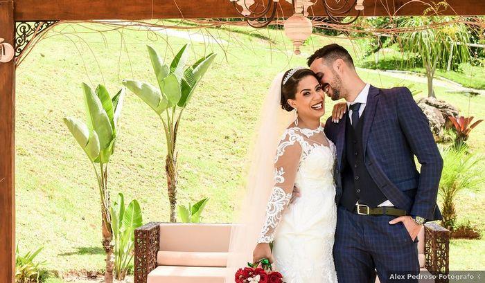 A cara de 2021: casar durante o dia 1