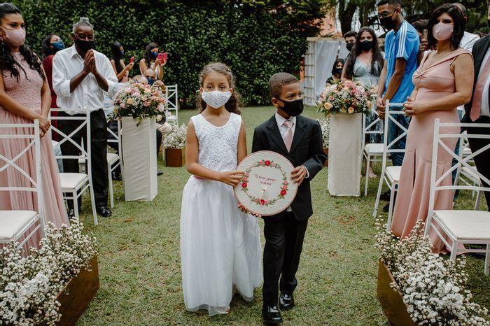 Quantas crianças serão convidadas para o seu casamento? 2