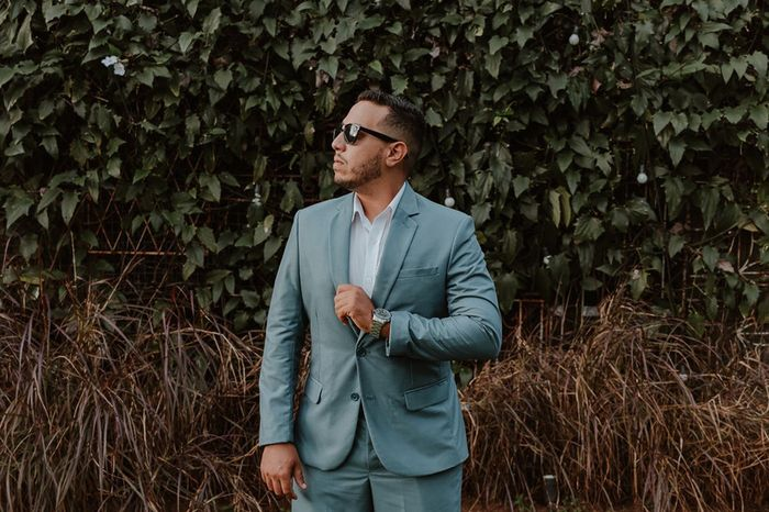 🤵 15 cores de ternos de casamento mais usadas pelos noivos 8