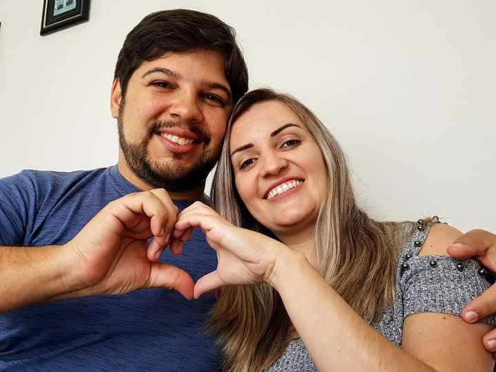 Ganhadora da 80ª edição do sorteio de Casamentos.com.br! - 1