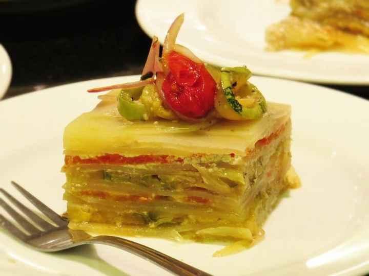 Menu vegetariano: opções para entradas, coqueteis e pratos principais - 10