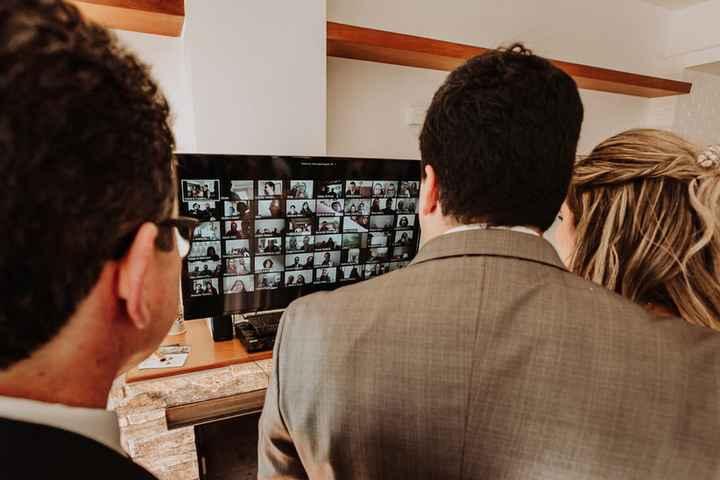 A cara de 2021: uso da tecnologia no casamento - 1