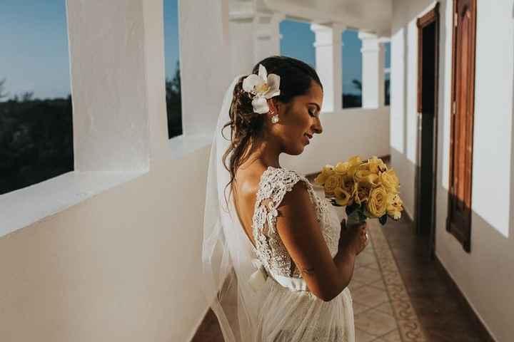 Por que usar o véu no dia do casamento? - 6