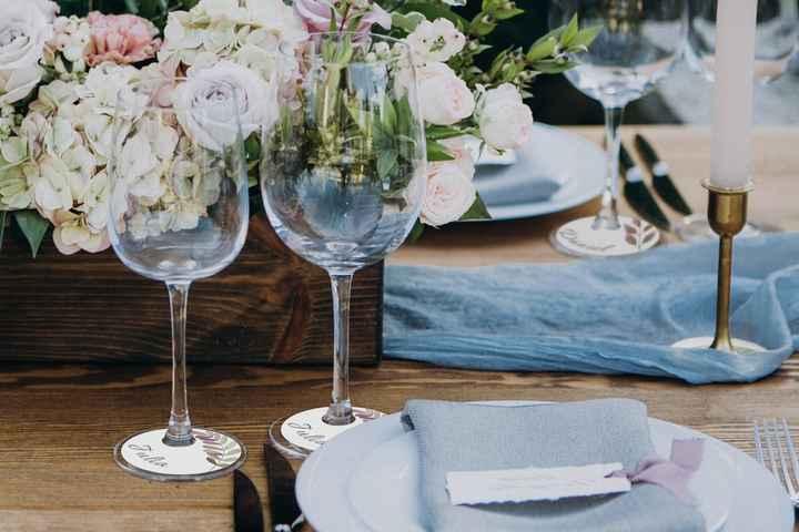 Jogue e ganhe as tags para adesivar as taças do seu casamento - 1