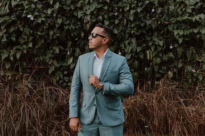 🤵 15 cores de ternos de casamento mais usadas pelos noivos - 11