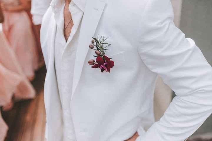 🤵 15 cores de ternos de casamento mais usadas pelos noivos - 12