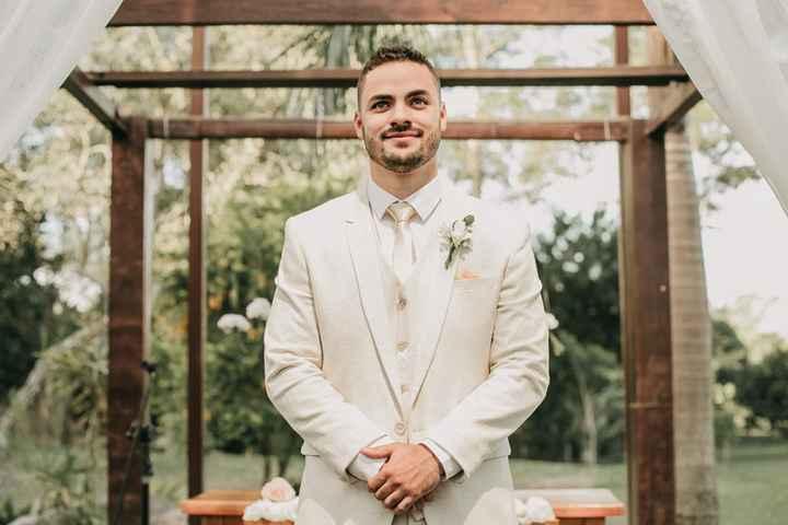 🤵 15 cores de ternos de casamento mais usadas pelos noivos - 13