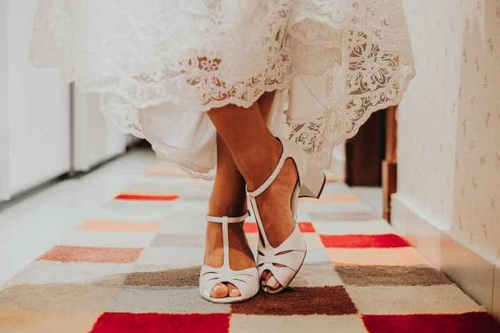 Pretende usar o calçado do seu grande dia depois do casamento? 👠 - 1