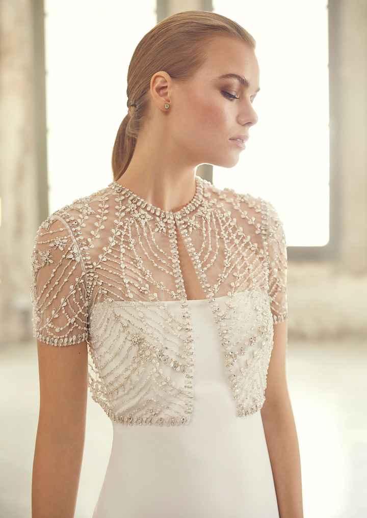 Que nota dá para essa peça sobre o vestido? - 1