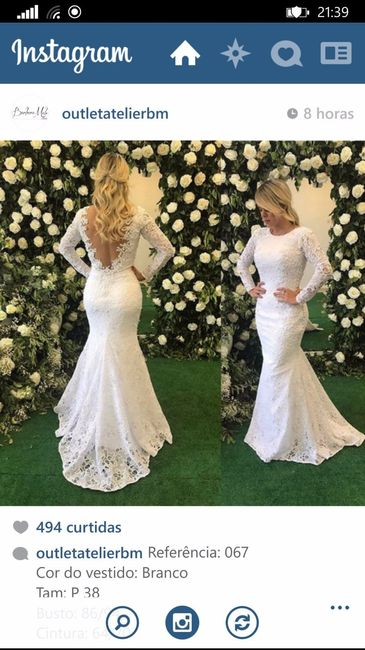 2522b08eb Promoções vestidos de noiva barbara melo! #corre